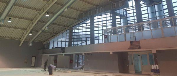 Sala Sporturilor va fi gata