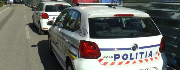 hot masini politie