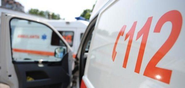 un barbat a murit salvare ambulanta