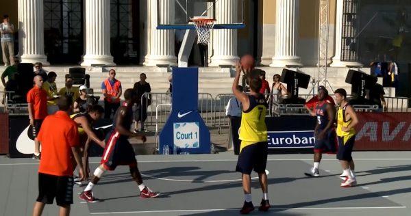 cn streetball