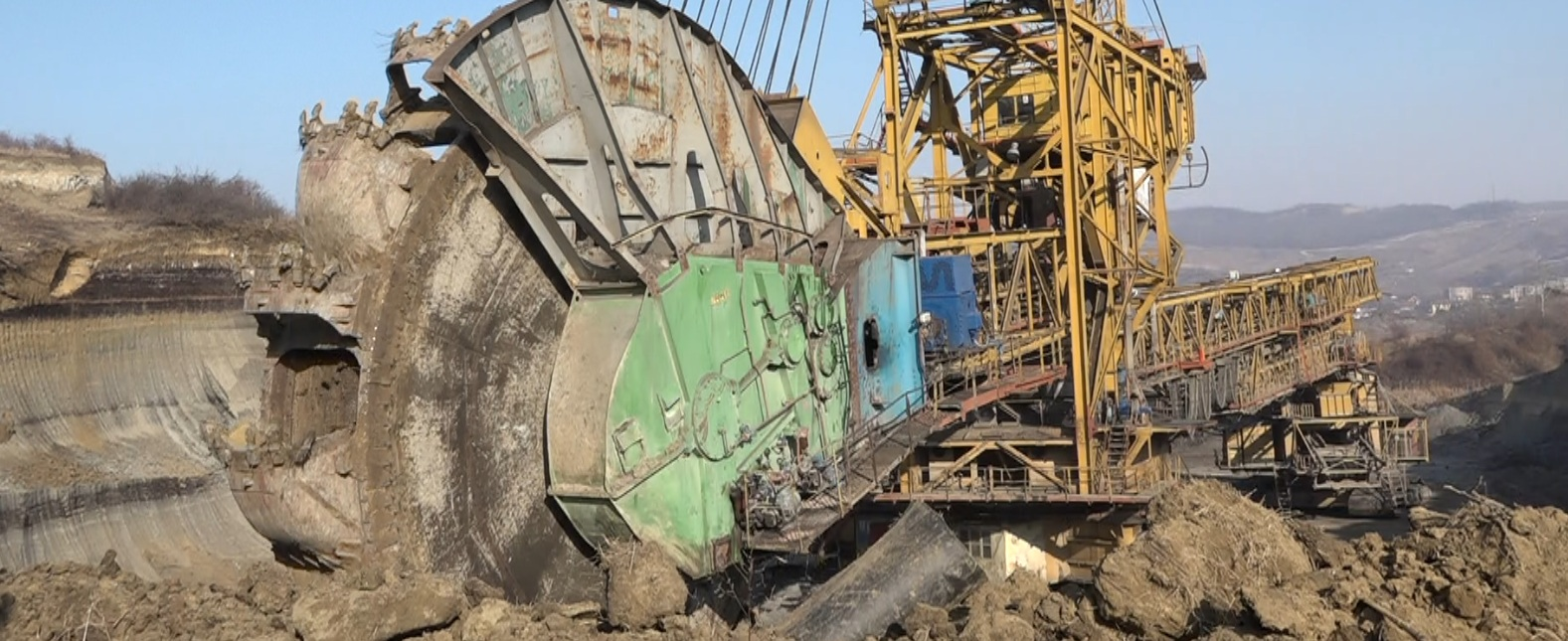 liderii de sindicat cariera excavator
