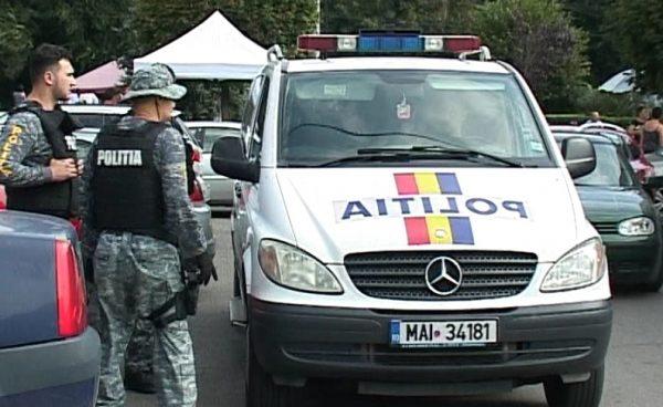 actiune a politistilor