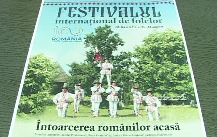 evenimente festivalul international de folclor