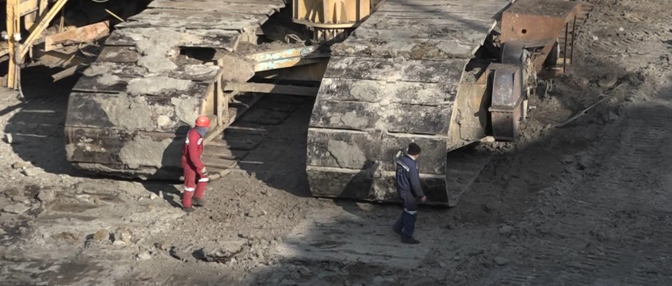mineri excavator