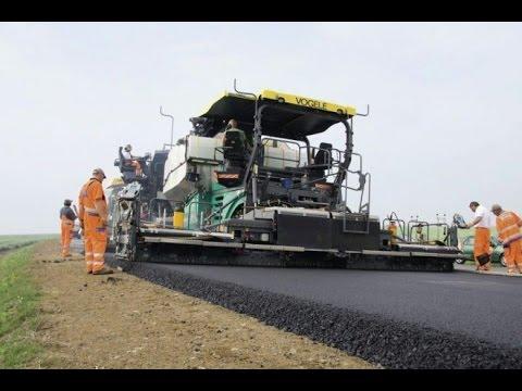 asfaltare drum