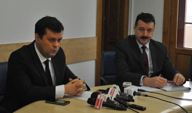 Romanescu Gata Pentru Bătălia Cu Rotaru Accent In Gorj